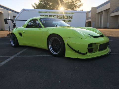 Porsche Boxster S Race Car with Audi 4.2 V8 Engine, for sale