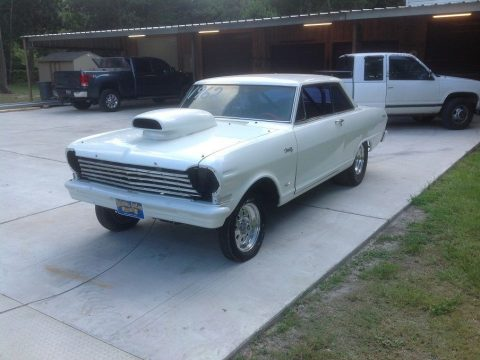 1962 Chevy Nova Race Car Roller for sale