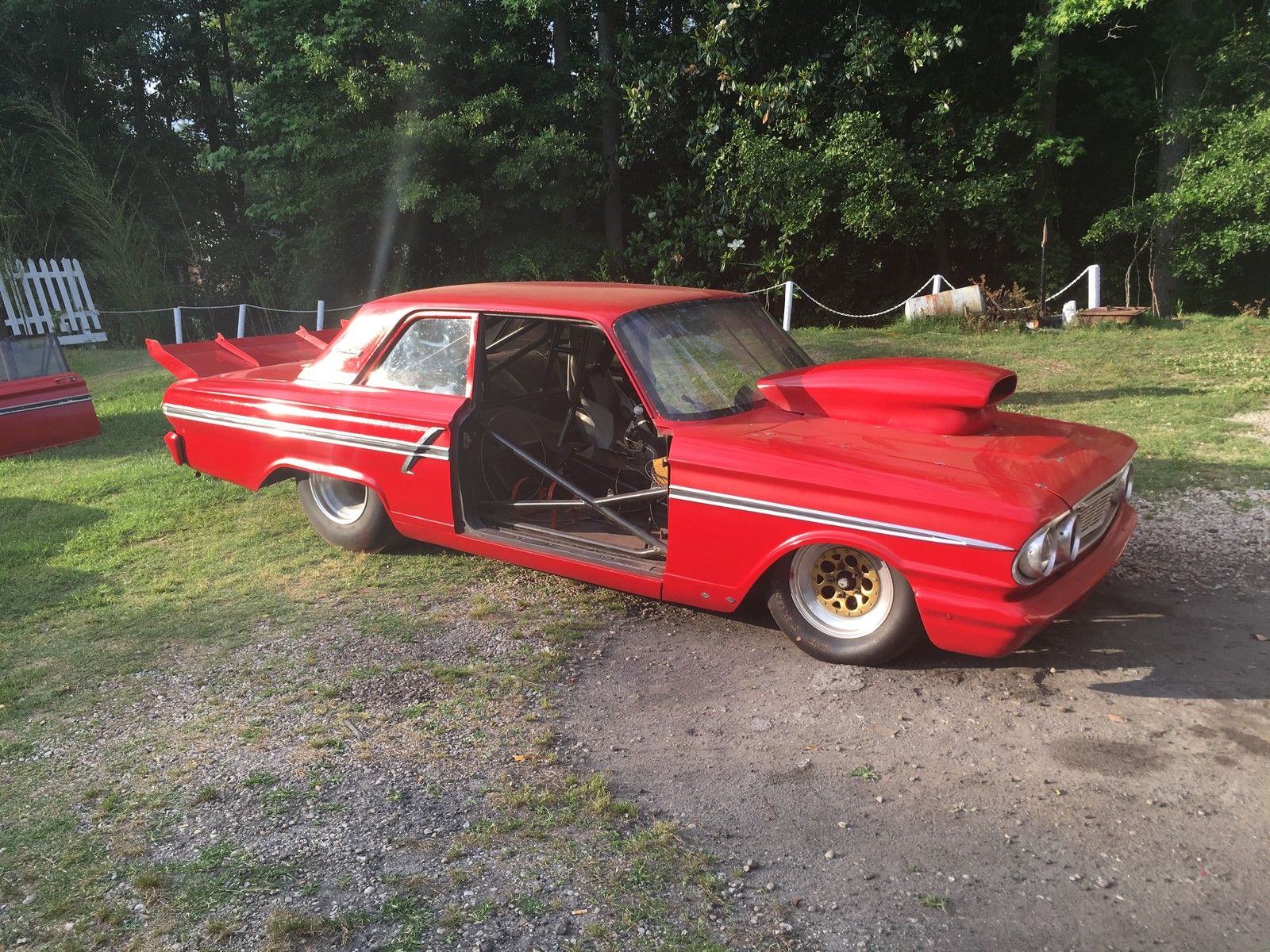 1964 Ford Thunderbolt Rolling Chassis For Sale Mustang Gt
