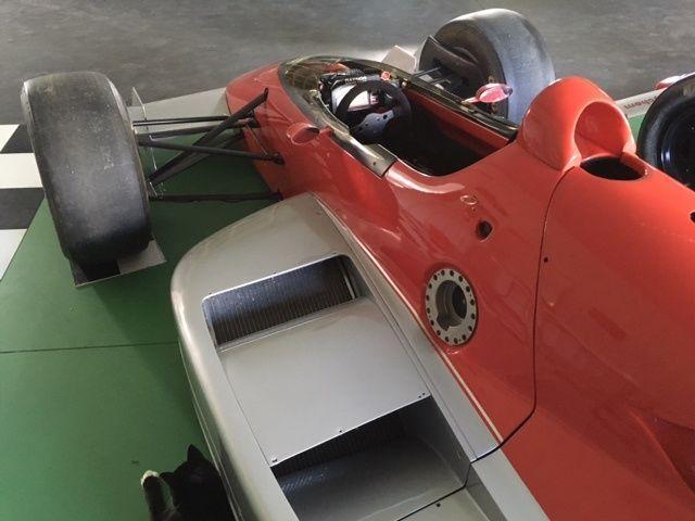 1989 LOLA T8900 JUDD AV V8 Indycar