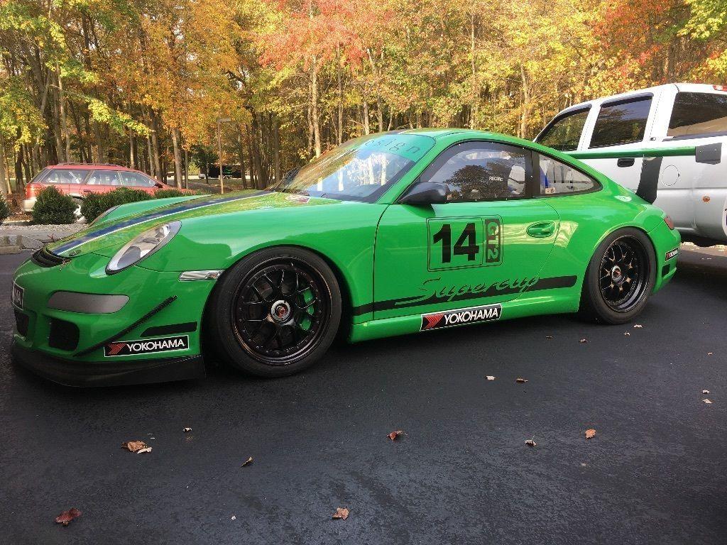 2005 Porsche 911 997 Supercup Race Car For Sale