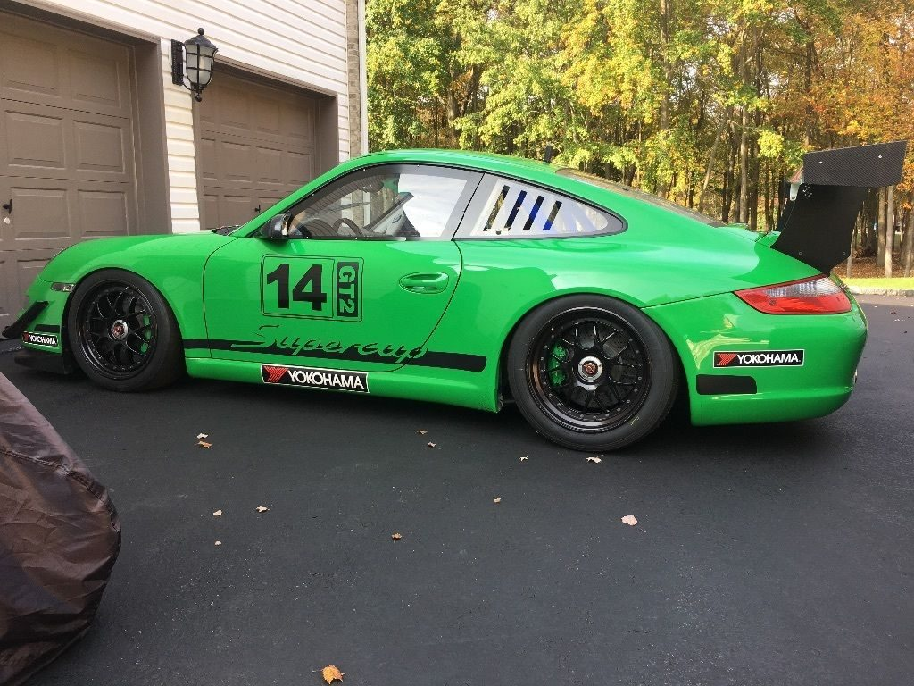 2005 Porsche 911 997 Supercup Race Car