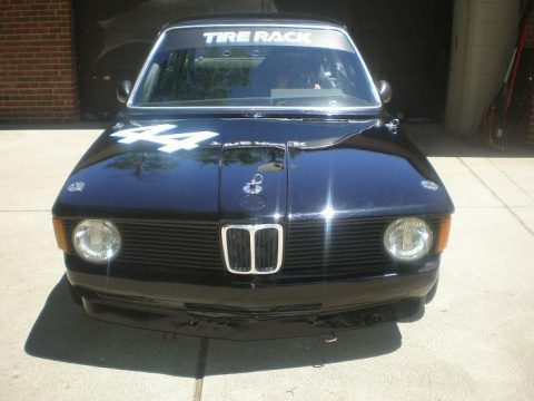"""Wolfenstein"" 1979 BMW 323i/2.8 CCA D Modified club Racer #44 for sale"
