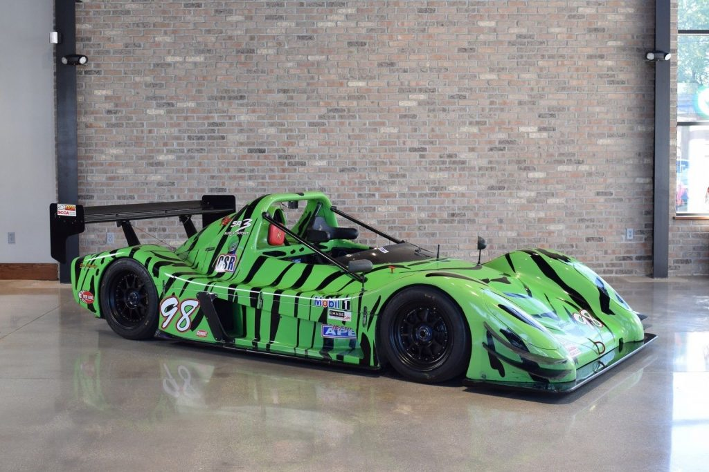 2003 Radical SR 3 Race Car