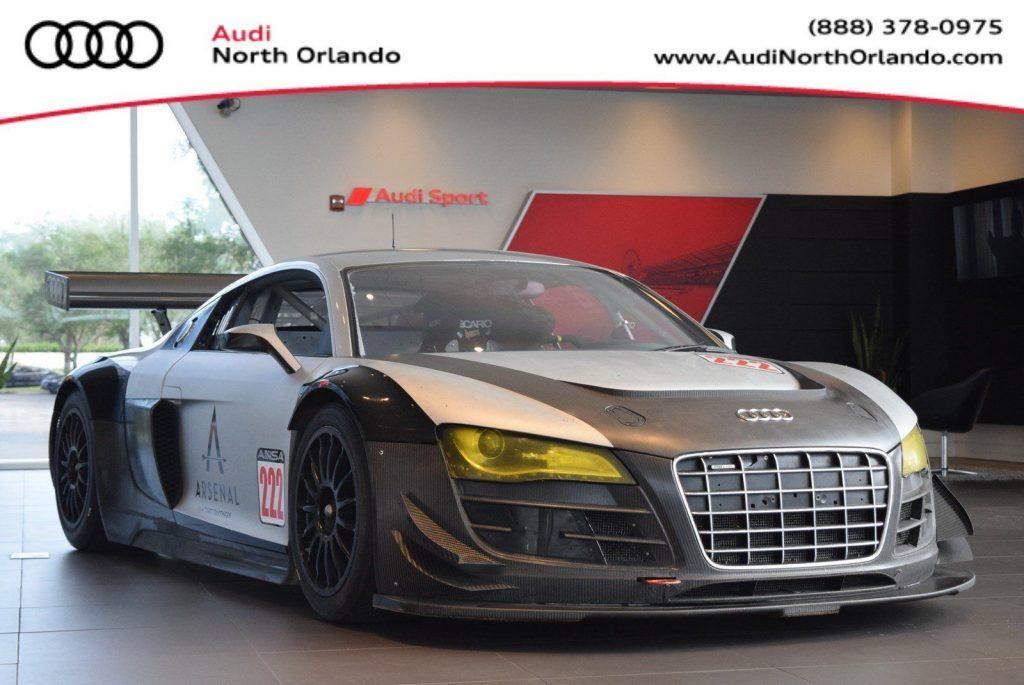 Audi R LMS GT For Sale - Audi r8 race car for sale
