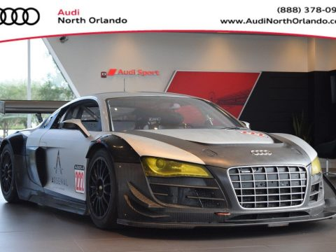 2010 Audi R8 LMS GT3 for sale