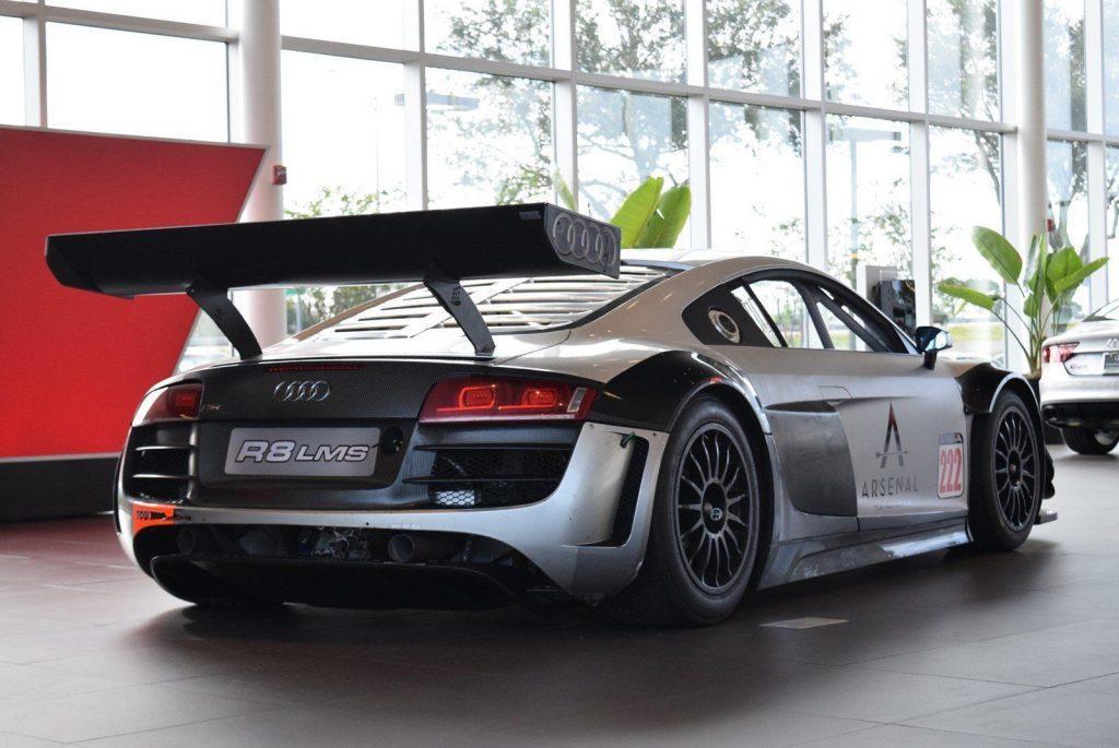 2010 Audi R8 LMS GT3