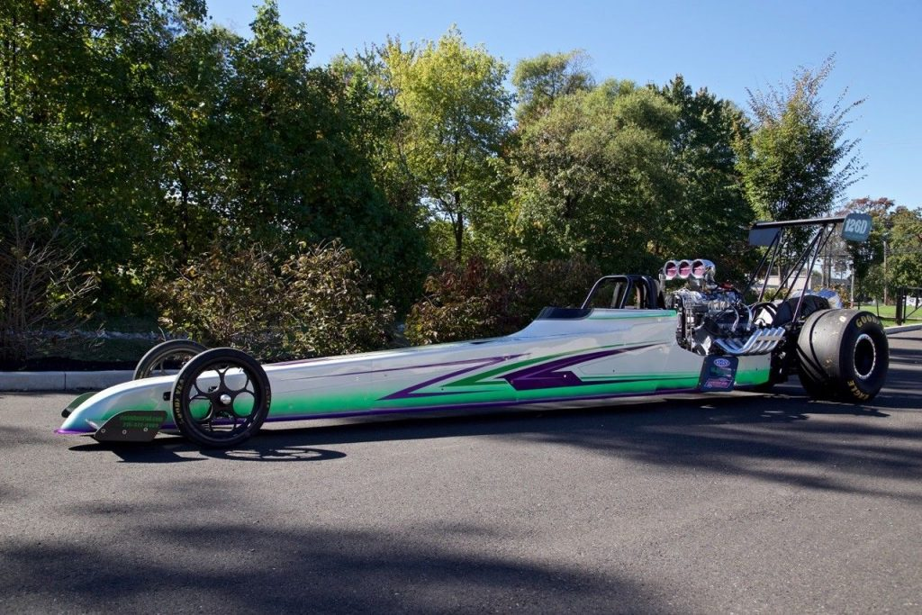 Junior Dragster Race Car For Sale