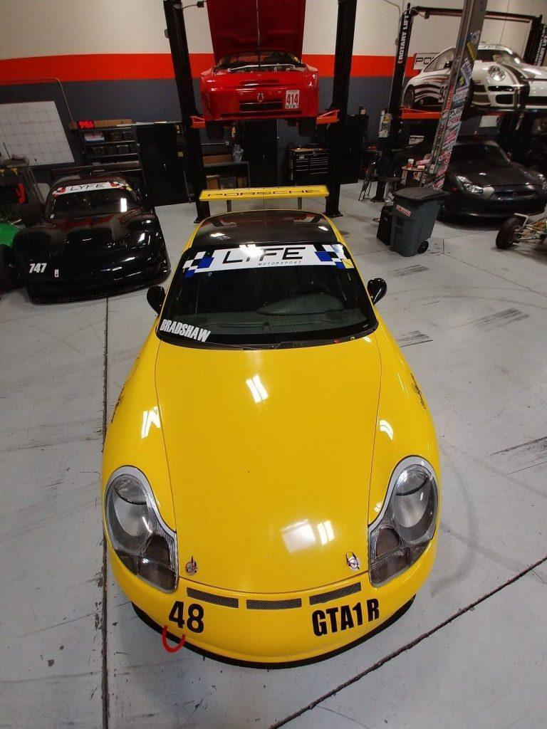 1999 Porsche 996 GT3 Cup Car