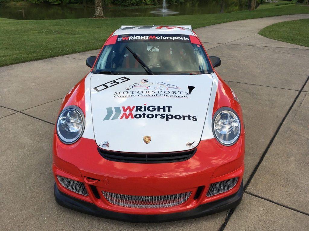 2006 Porsche 997 GT3 Factory Cup Car