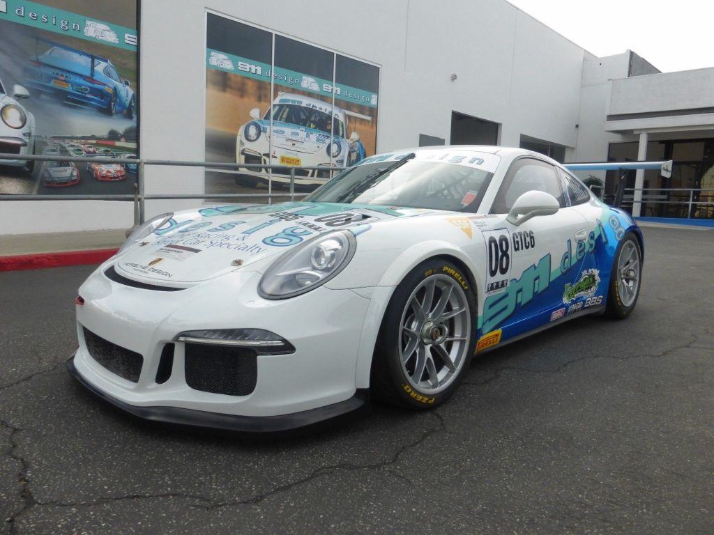 porsche 991 gt3 cup car for sale. Black Bedroom Furniture Sets. Home Design Ideas