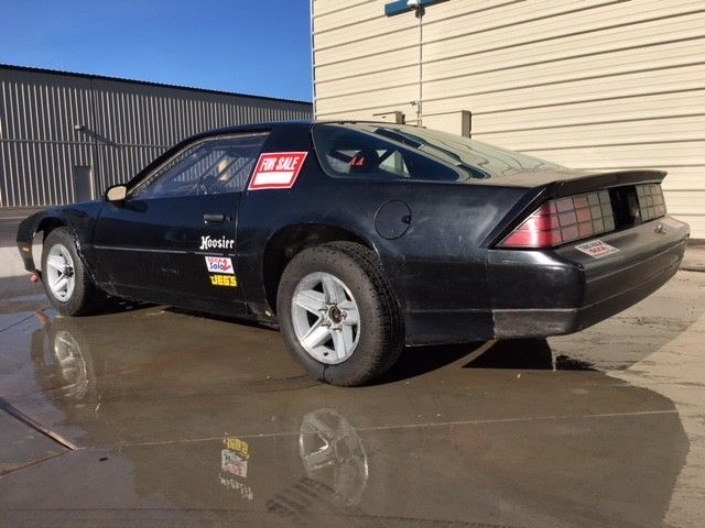 1985 Chevrolet Camaro – runs great