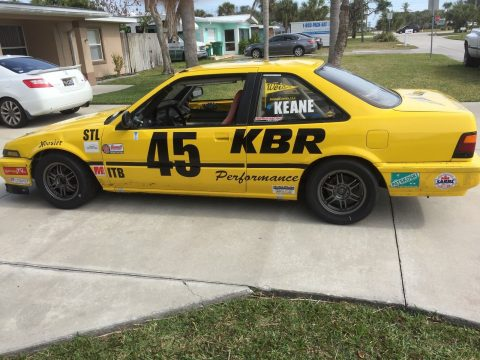 1989 Honda Accord – Ready to race for sale