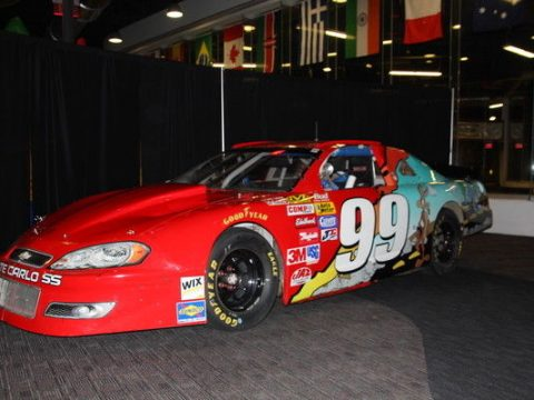 GREAT  Nascar Montecarlo for sale