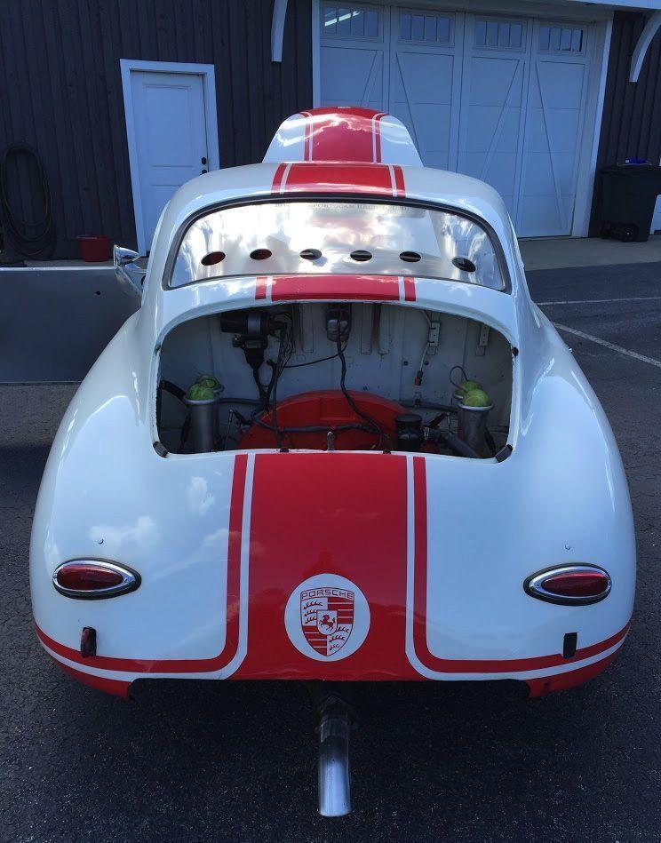 GREAT Porsche 356B
