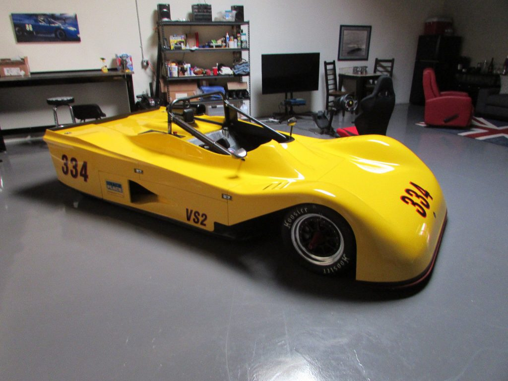 Tiga SC86 – Completely restored