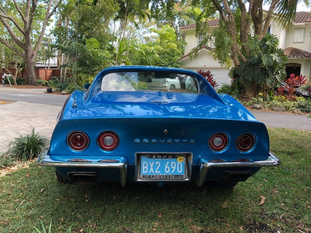 VERY NICE 1973 Chevrolet Corvette