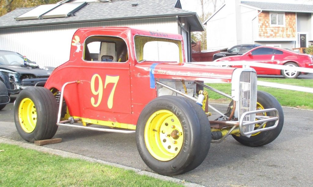 GREAT 1933 Chevrolet Coupe