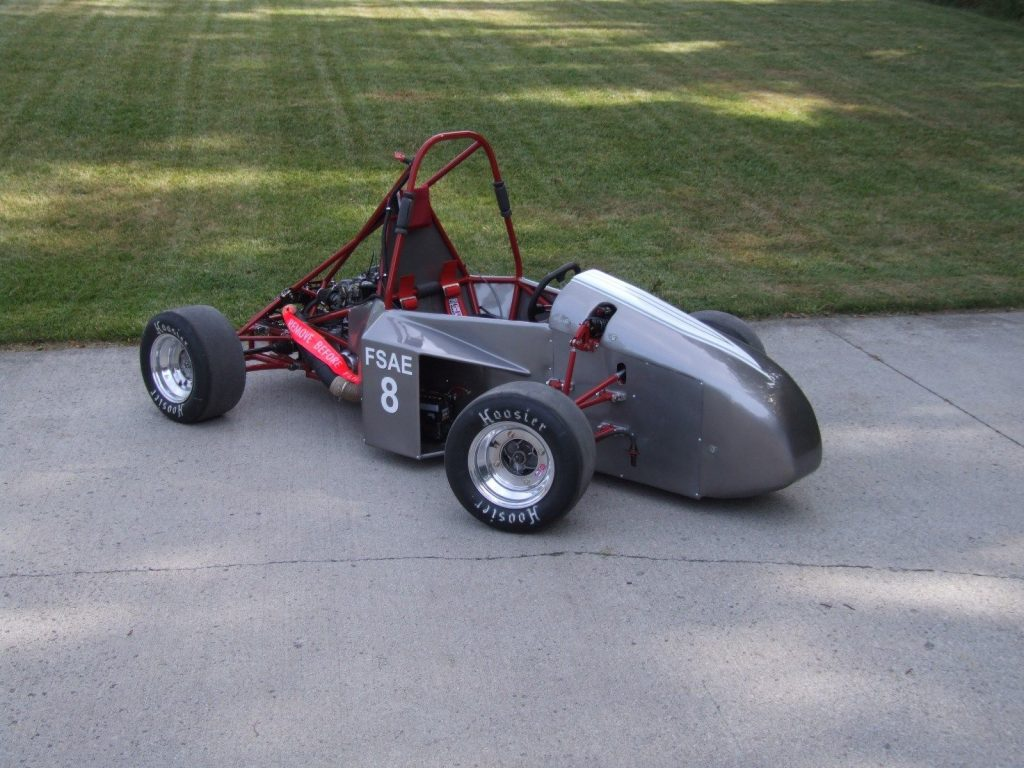 NICE Formula SAE Autox Race Car