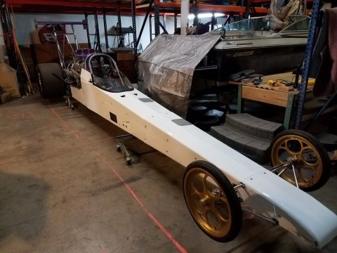 220″ Rear Engine Dragster for sale