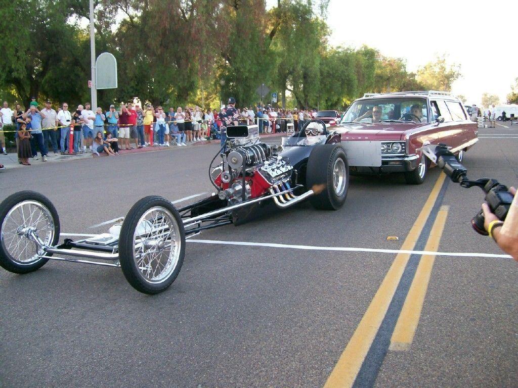 Kent Fuller Front Engine