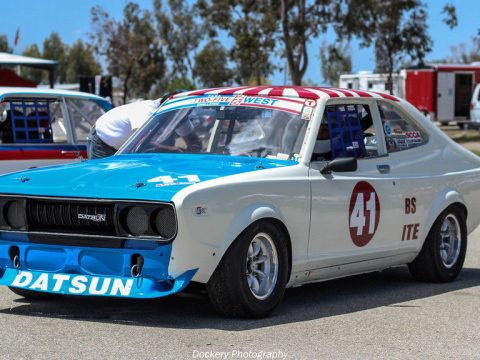 AMAZING 1974 Datsun 710 for sale