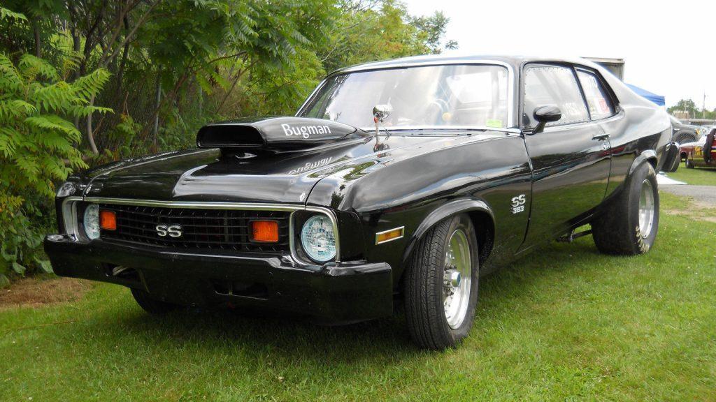 AMAZING Chevrolet Nova