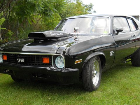 AMAZING Chevrolet Nova for sale