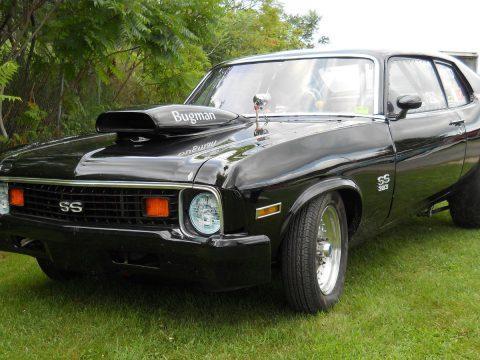 AMAZING Chevrolet Nova for sale