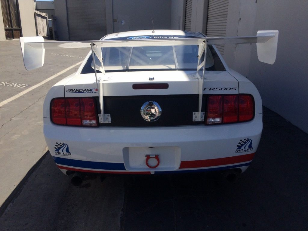 GREAT Ford Mustang FR500S