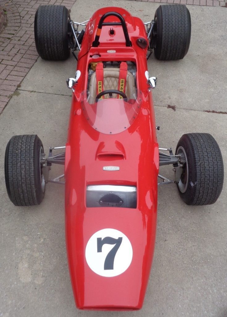 1965 Legrand MK3B , Rare Vintage Race Car, Beautiful work of art