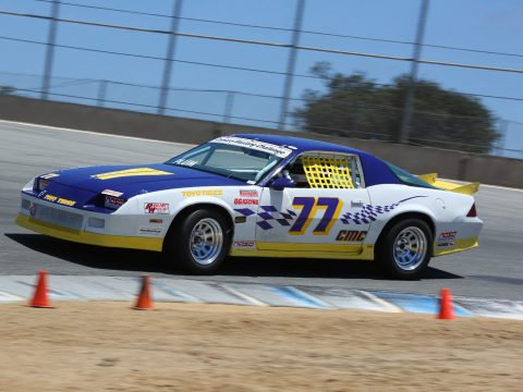 1987 Chevrolet Camaro – Championship Winning Race Car, Trailer & Spares for sale