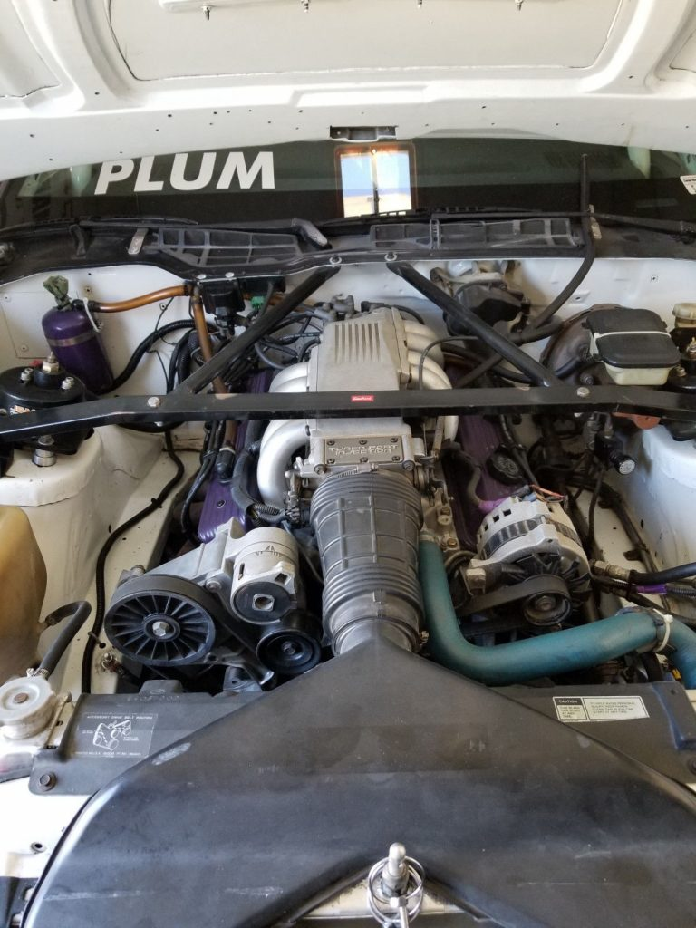 1987 Chevrolet Camaro – Championship Winning Race Car, Trailer & Spares