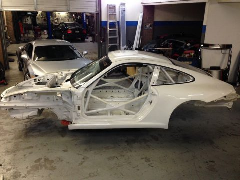 2008 Porsche GT3 Cup Bare Tub for sale