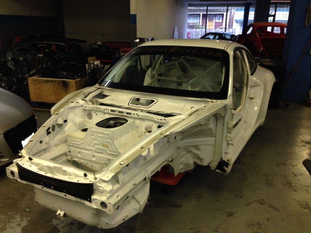 2008 Porsche GT3 Cup Bare Tub