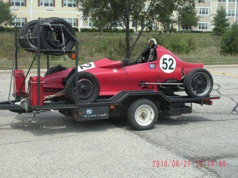 2009 Vindicator Formula VEE Race Car and Custom trailer for sale