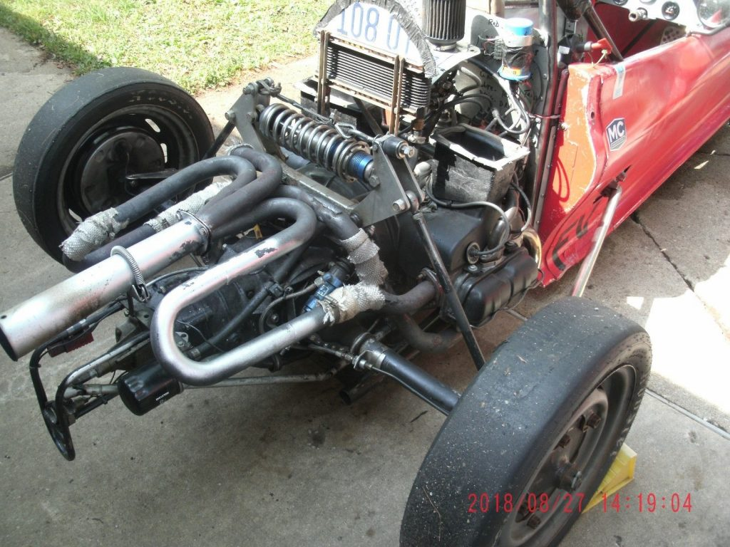 2009 Vindicator Formula VEE Race Car and Custom trailer