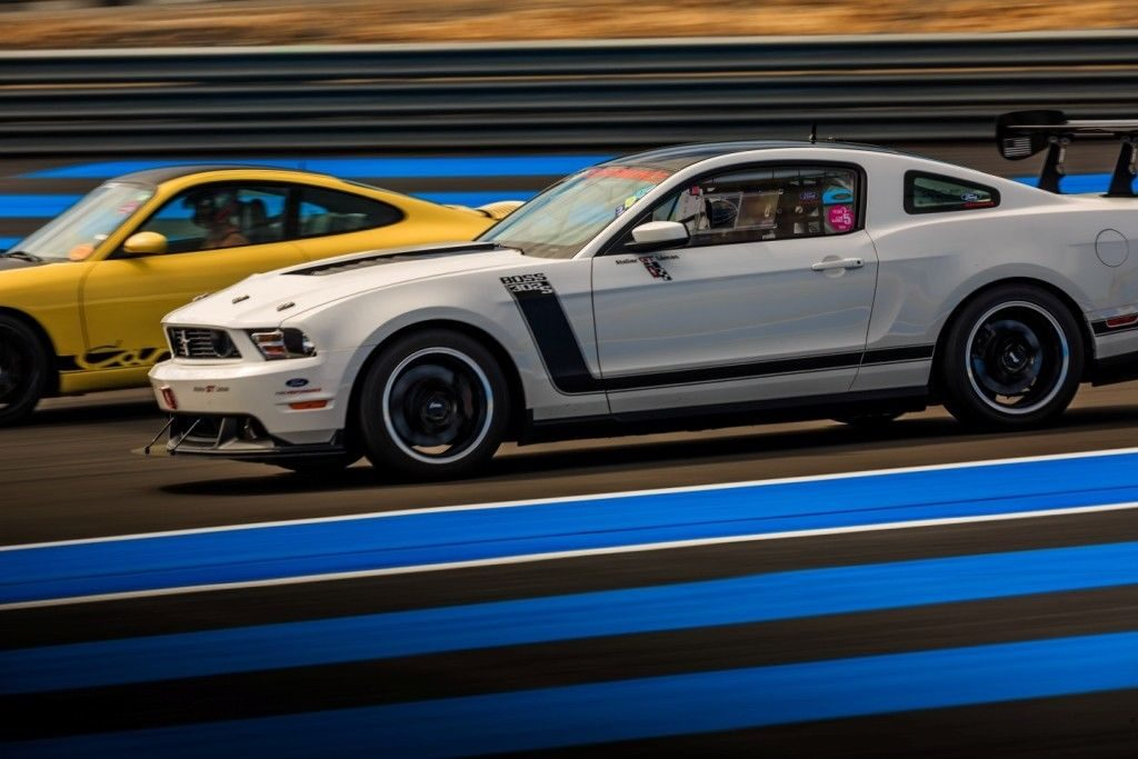 2012 Ford Mustang Racing Boss 302s For Sale