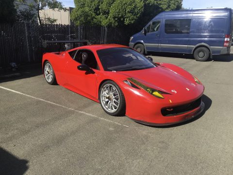2014 Ferrari Challenge 458 EVO for sale