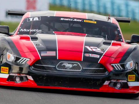 2017 Ford Mustang GT 1/TransAm TA Mustang Race Car for sale