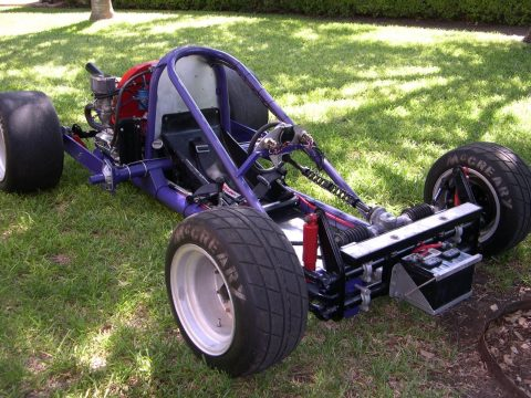 Autocross Racecar Track Ready Mid Engine w/Trailer for sale