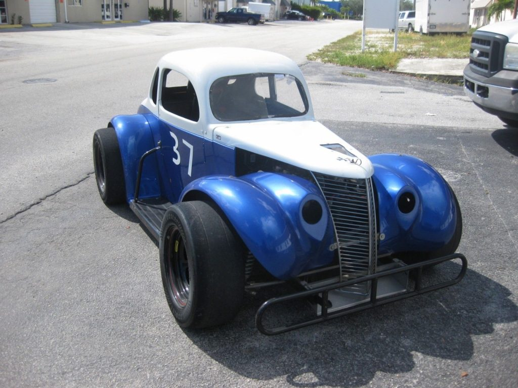 1937 Ford Coupe body Legend Race Car