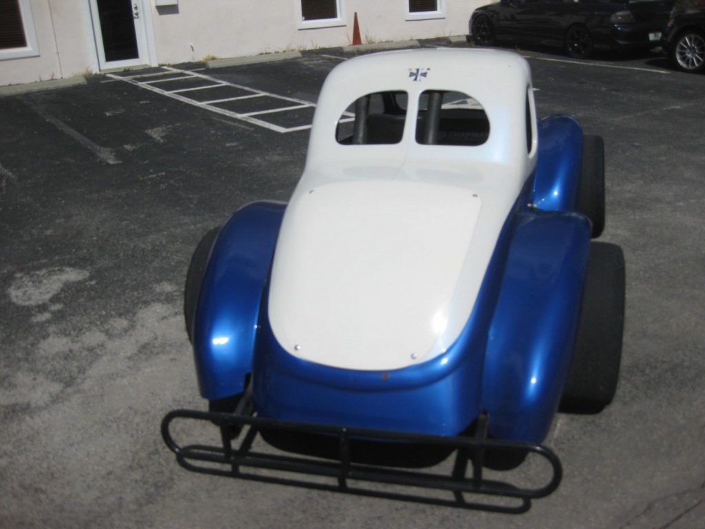1937 Ford Coupe body Legend Race Car for sale