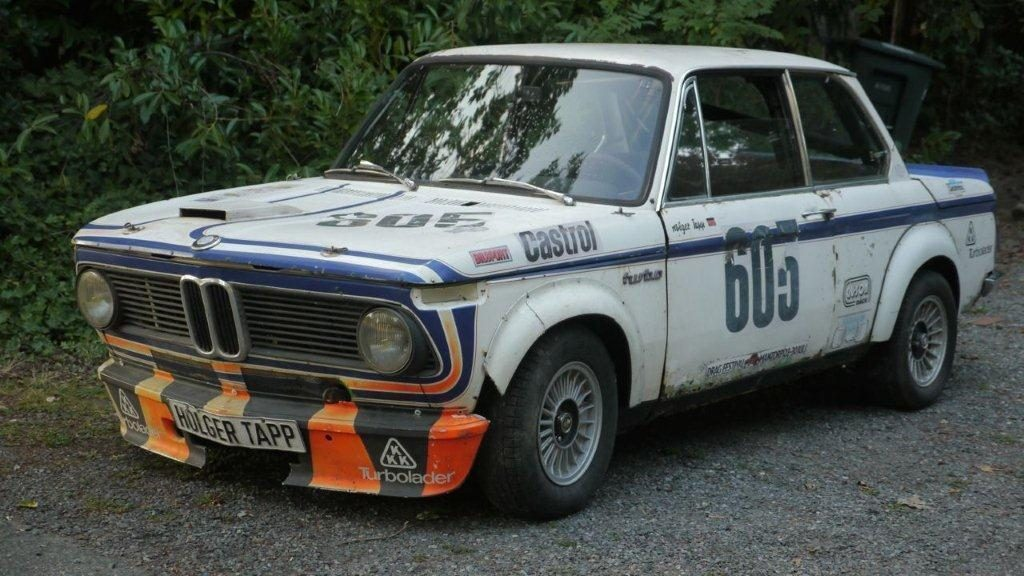 1969 BMW 2002ti RACE CAR SVRA HSR VSCDA