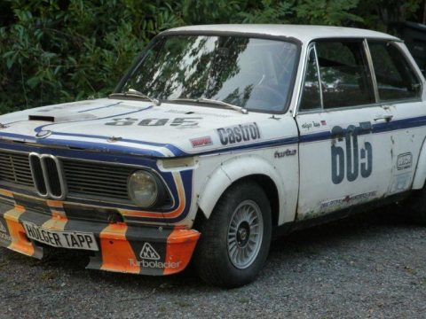 1969 BMW 2002ti RACE CAR SVRA HSR VSCDA for sale