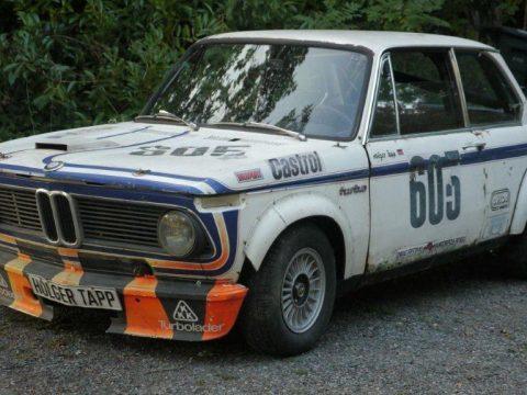 1969 BMW 2002ti RACE CAR SVRA HSR VSCDA for sale