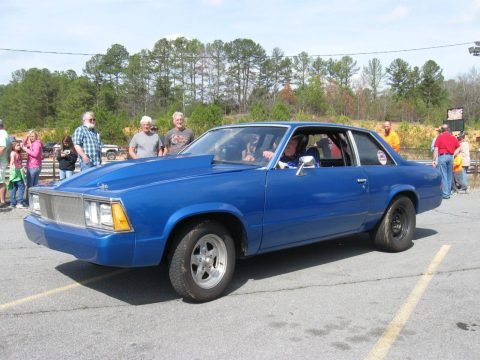 1978 Chevrolet Malibu Drag Car for sale