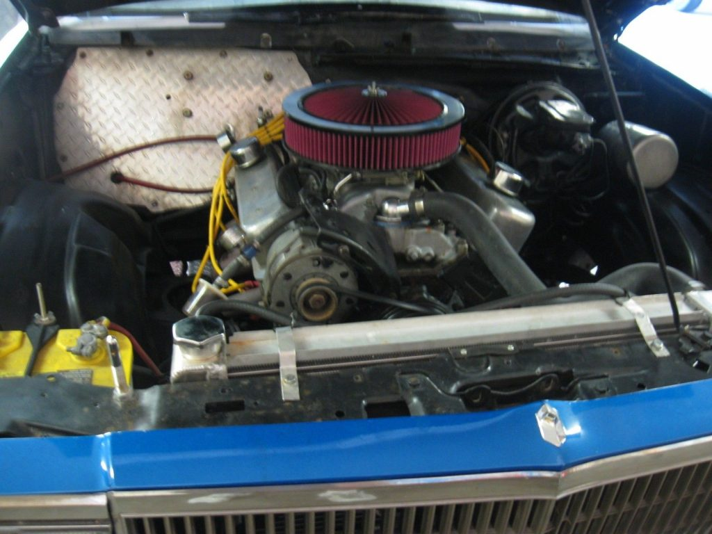 1978 Chevrolet Malibu Drag Car