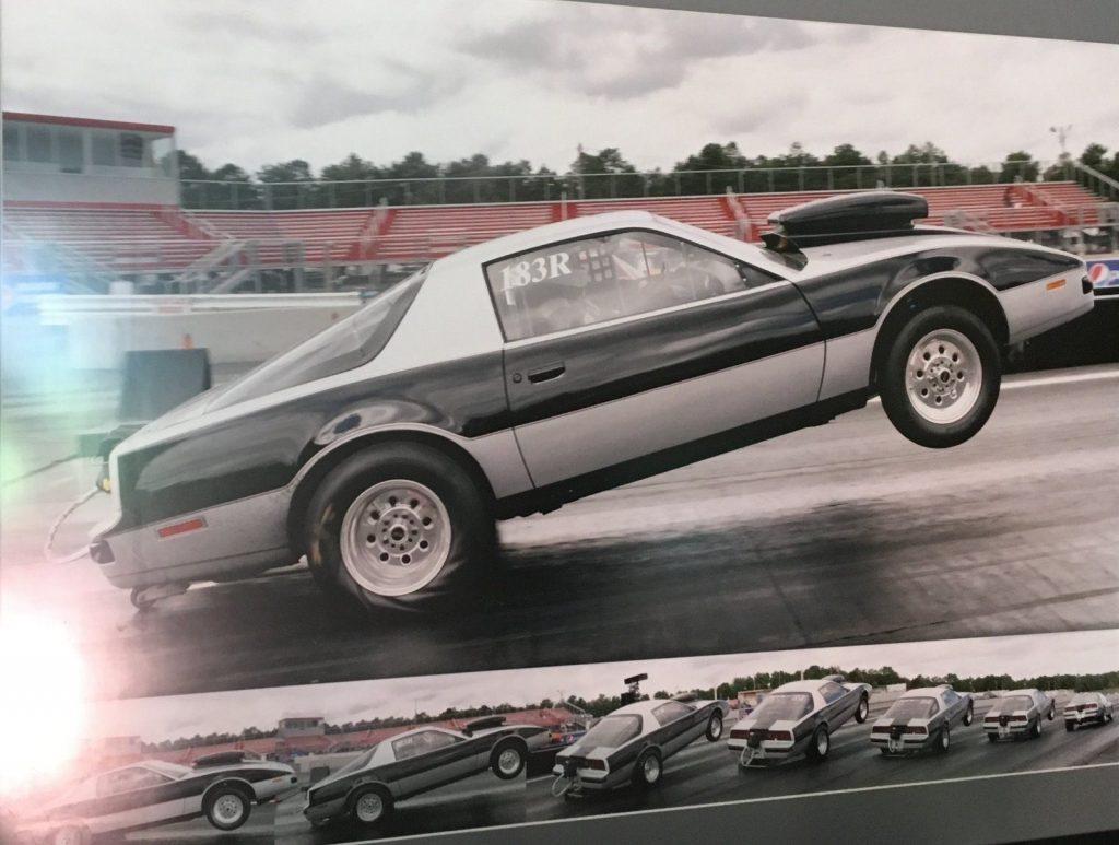 1985 Pontiac Firebird Bracket Car