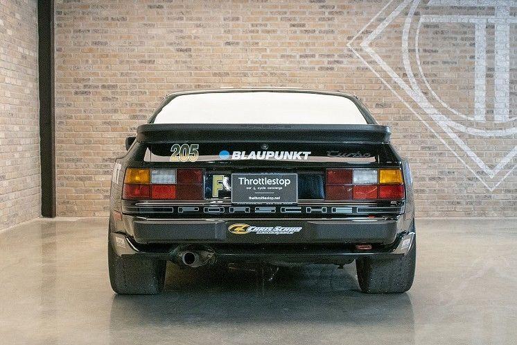 1989 Porsche 944 Turbo S PCA F Class Car